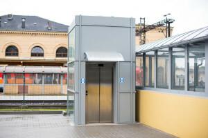 Otwarcie tunelu i parkingu  - DSC_1640