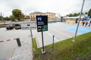Otwarcie tunelu i parkingu  - DSC_4401