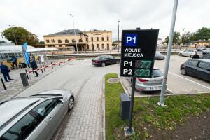 Otwarcie tunelu i parkingu  - DSC_4412