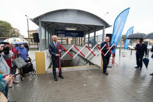 Otwarcie tunelu i parkingu  - DSC_4453