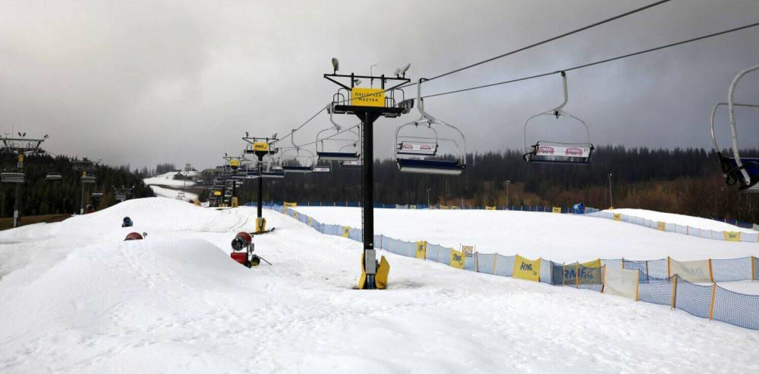Kraj - Stacje narciarskie: każdy dzień zamknięcia stoków to ok. 5 mln zł strat