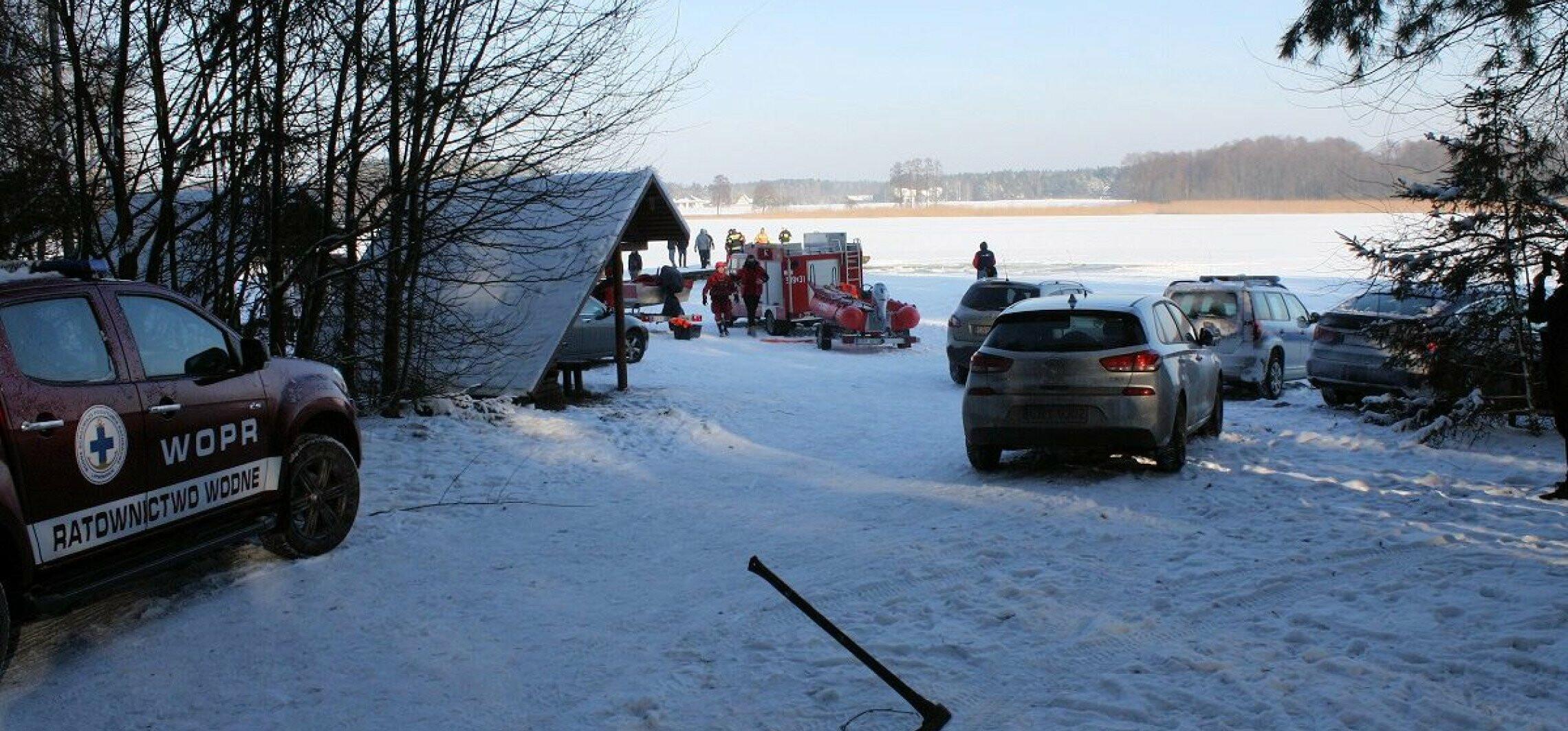 Kujawsko-Pomorskie - 46-latek zginął podczas morsowania