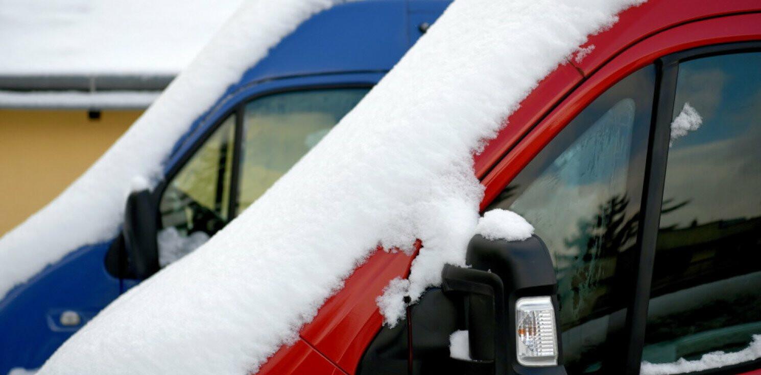 Kraj - IMGW: w Białymstoku temperatura spadła do -25 °C; w Gołdapi do -27,8 °C