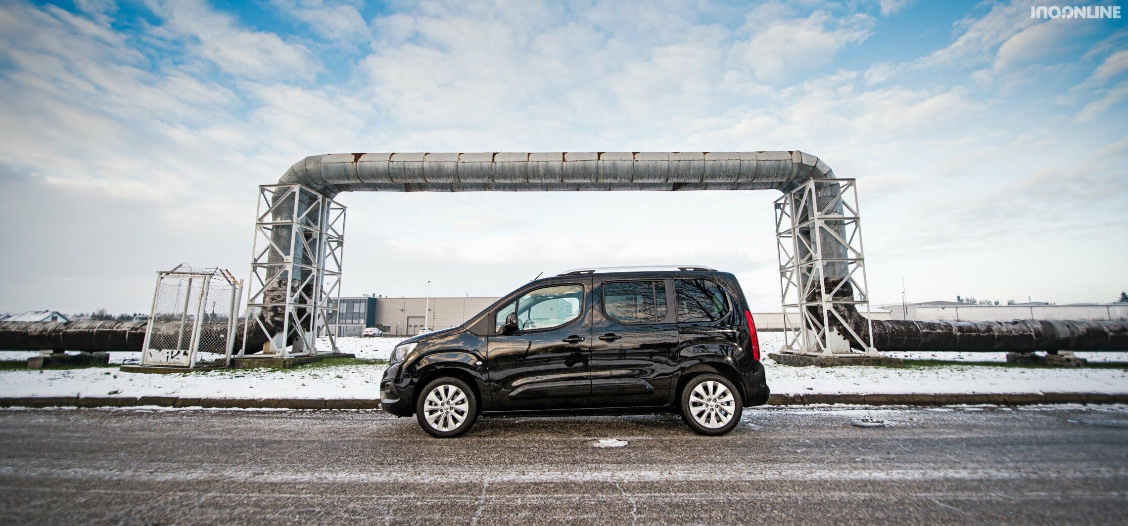 Opel Combo Life - większy, niż wygląda