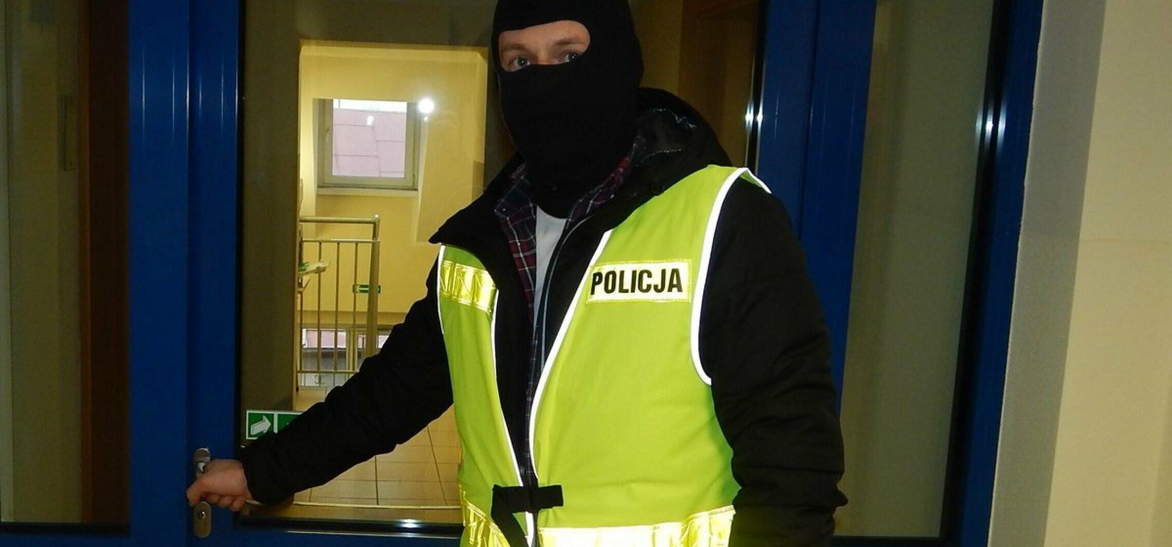 Radziejów - Chciał uniknąć więzienia, poszedł na odwyk