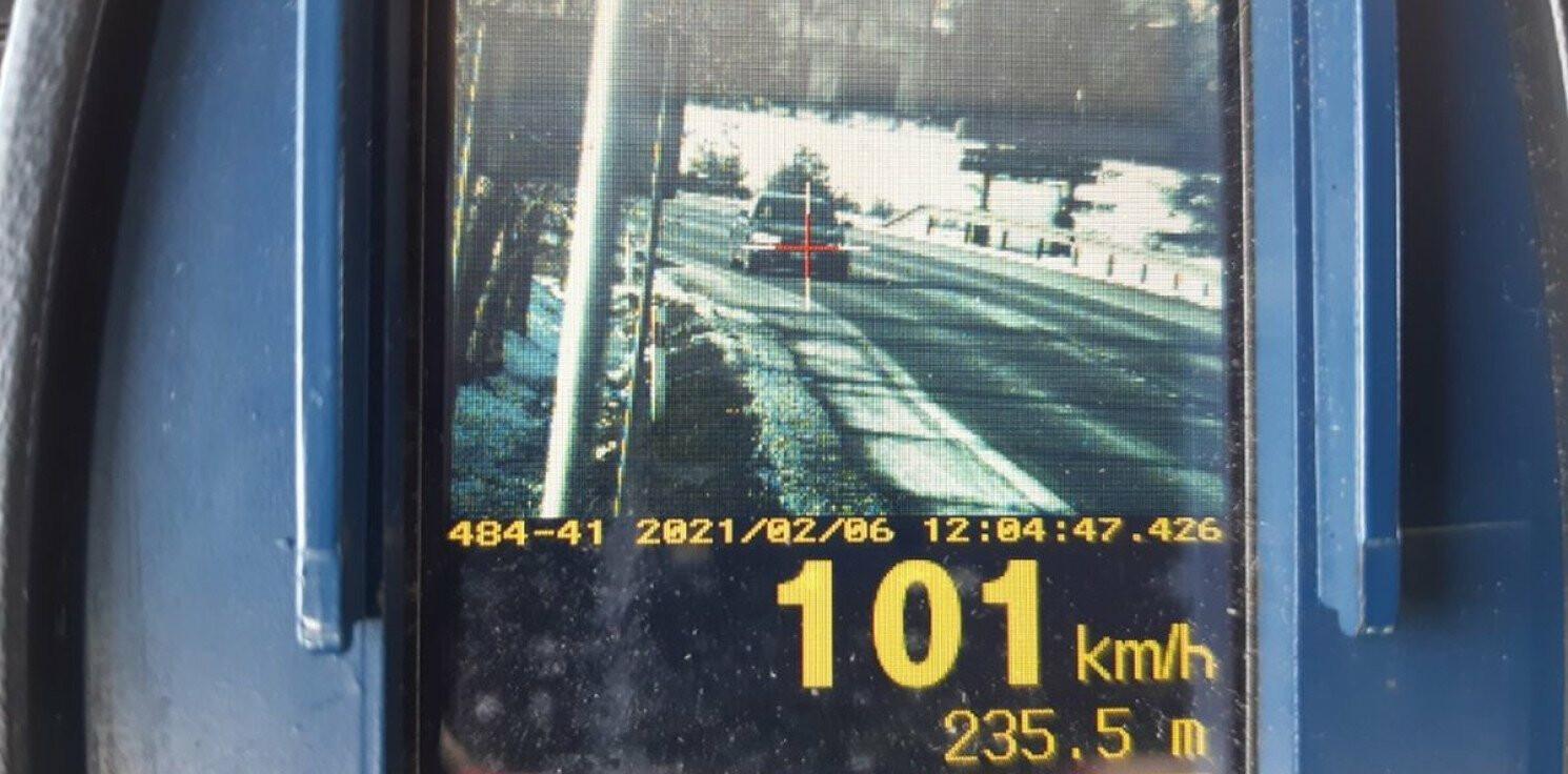 """Gniewkowo - Kierowca bmw jechał ponad 100 km/h. Stracił """"prawko"""""""