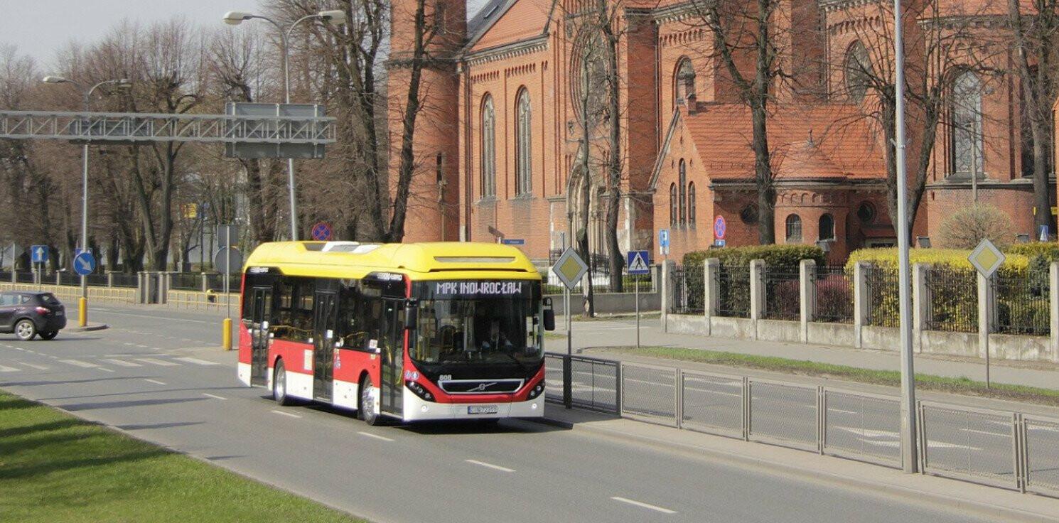 Inowrocław - Słaby rok MPK. Znacznie mniej pasażerów i pieniędzy