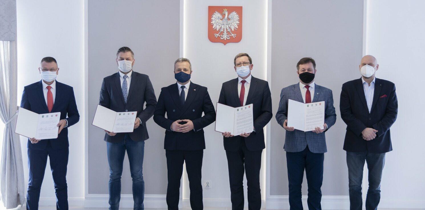 Kruszwica - Cztery gminy walczą o miliony. Chodzi o ekologię