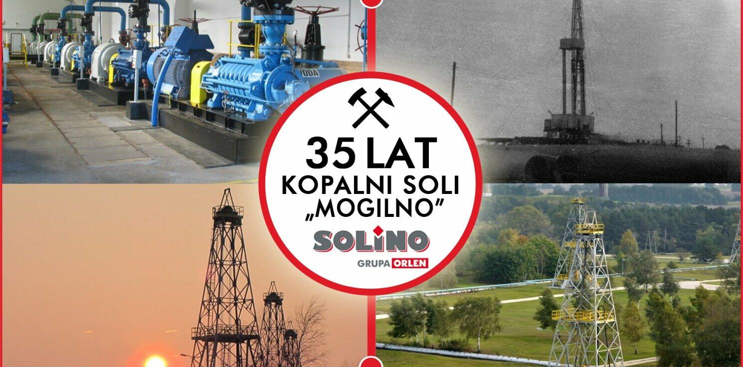 Mogilno - Jubileusz mogileńskiej kopalni soli