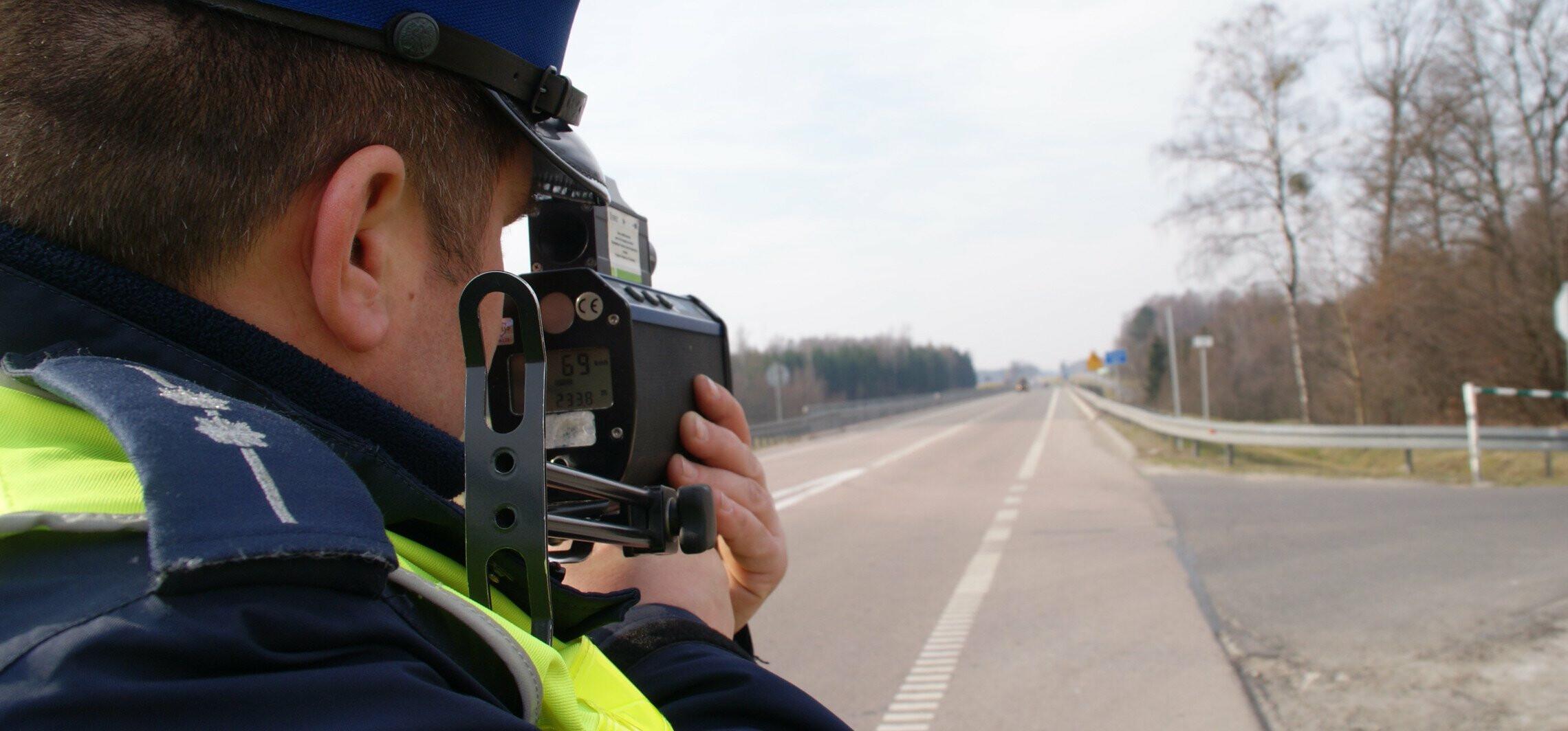 Inowrocław - Policja: Ponad połowa kierowców złamała przepisy