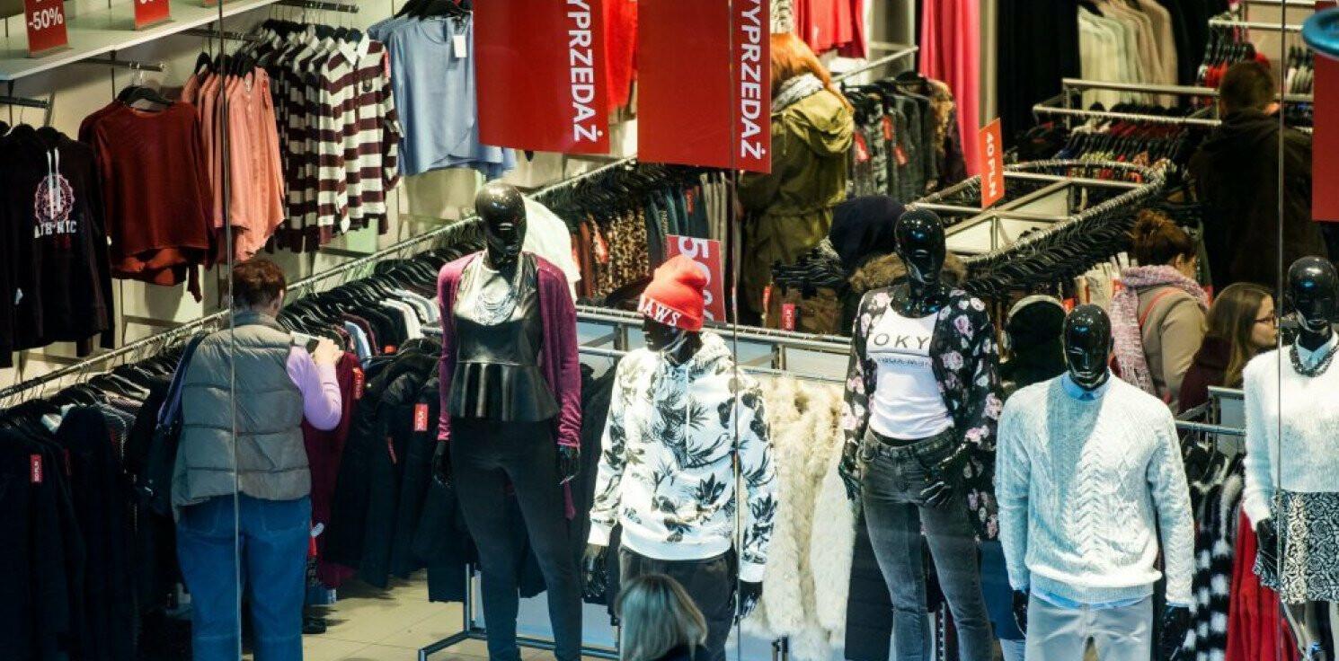 Rozmaitości - Raport: aspekty etyczne i ekologiczne mało interesują konsumentów marek modowych