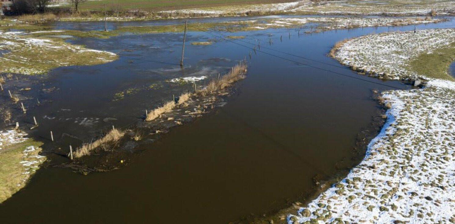 Kujawsko-Pomorskie - IMGW ostrzega przed roztopami i wezbraniami