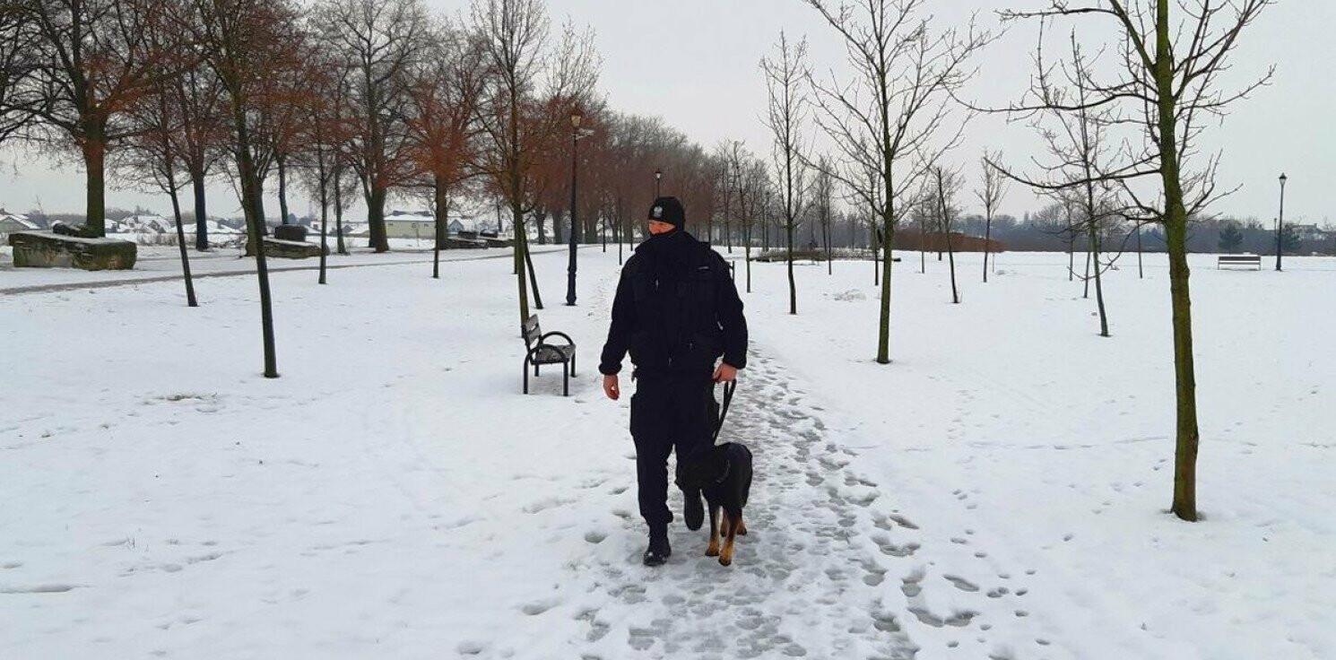Inowrocław - Psy w inowrocławskiej policji. Będą zmiany w prawie