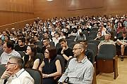 Pełna sala słuchała wykładu o Przybyszewskim