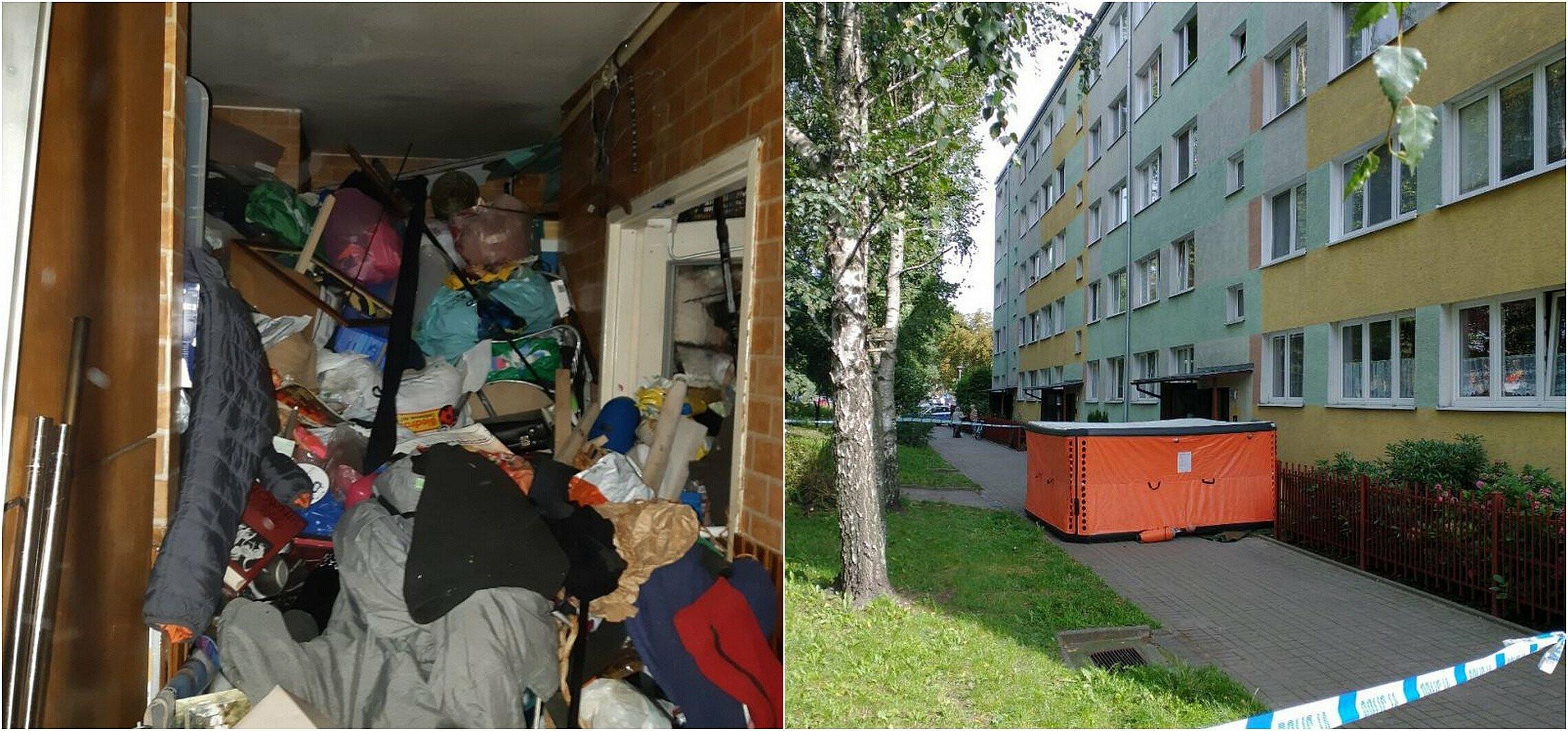 Inowrocław - Akcja służb na Toruńskiej. Policjant trafił do szpitala