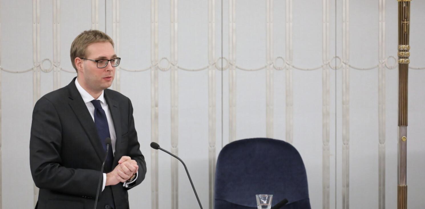 Kraj - Sarnowski: ograniczeniu ulgi abolicyjnej nie przyświeca cel fiskalny